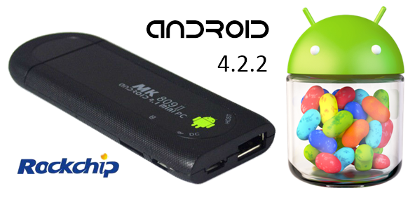 How to upgrade your HDMI dongle MK809II to Android 4 2 2 with the